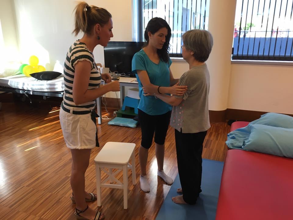 Bienestar físico para personas con Daño Cerebral en ALENTO Vigo