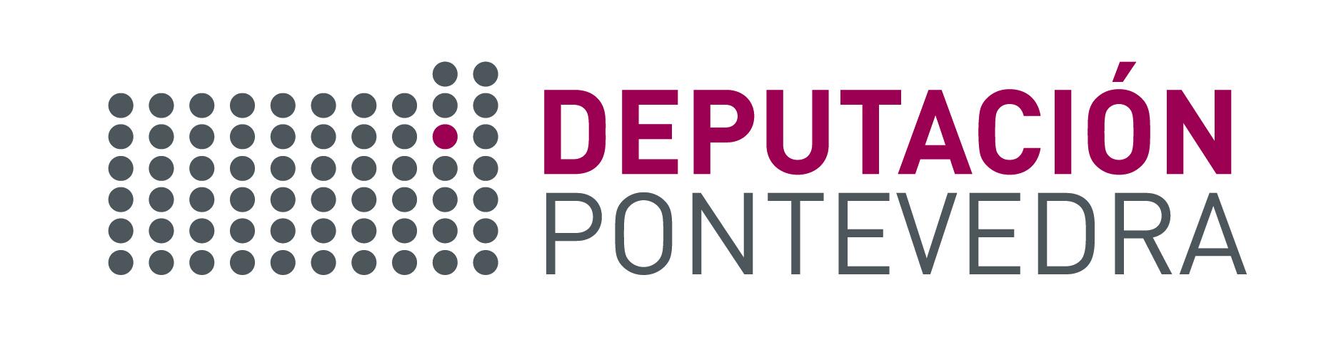 Logotipo Deputación de Pontevedra