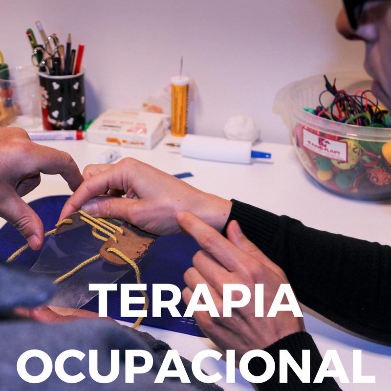 Terapia Ocupacional en ALENTO