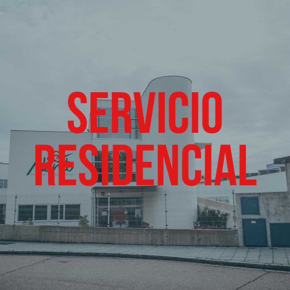 Servicio residencial para personas con daño cerebral en ALENTO