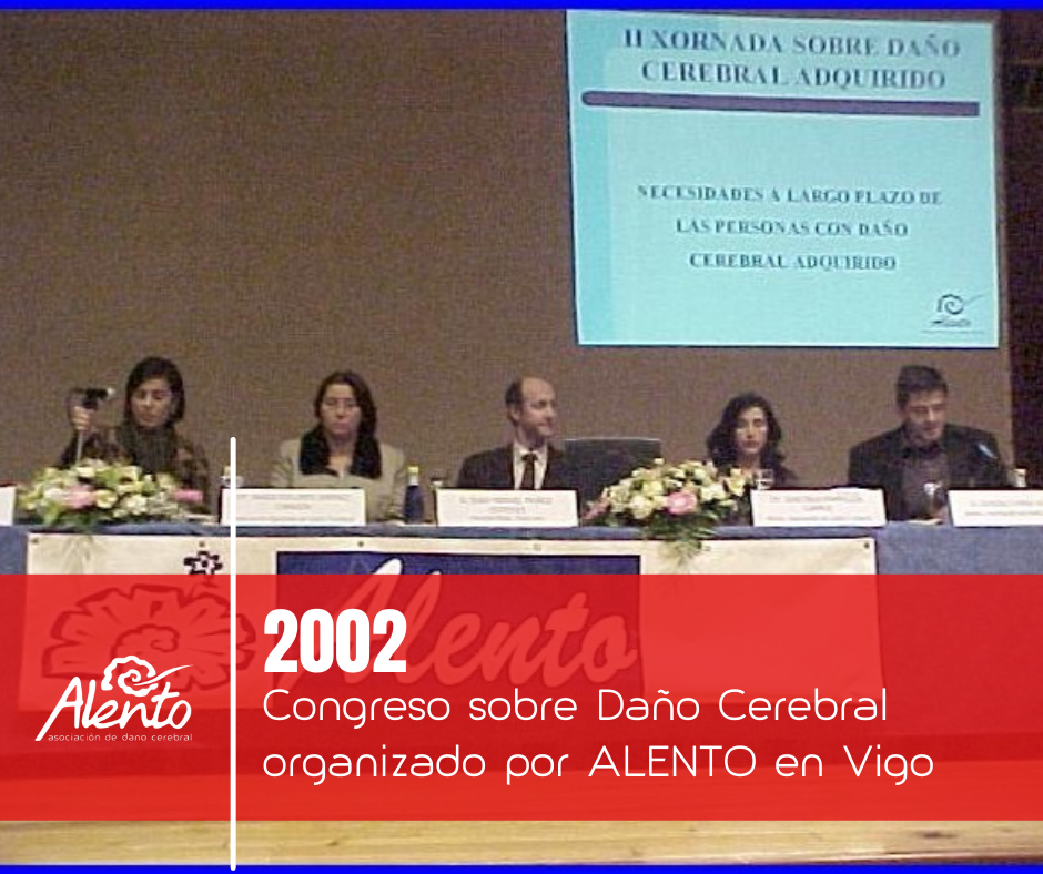 Primer congreso de daño cerebral adquirido organizado por la Asociación ALENTO en Vigo
